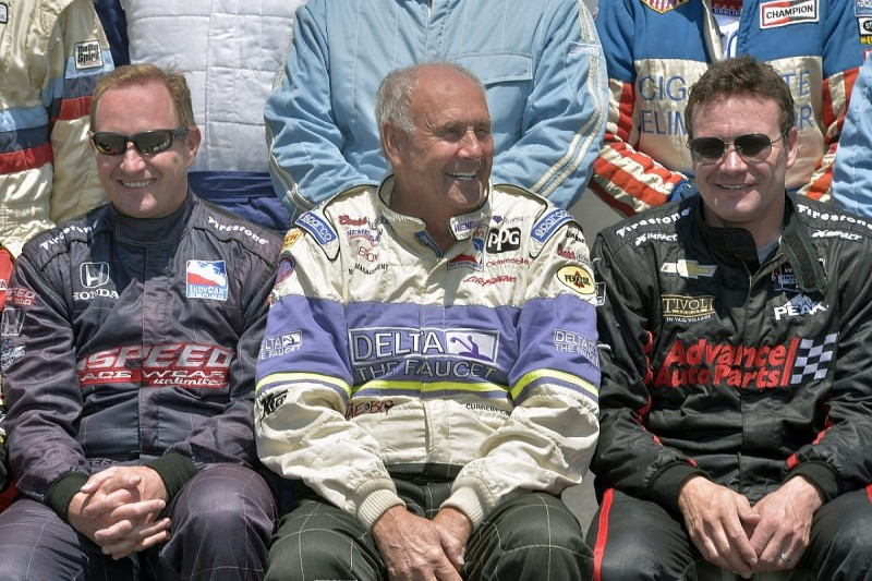 Rahal pays tribute to late CART racer Bob Lazier, who died after contracting coronavirus