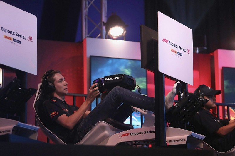 Scottish players come top in study of motorsport video gamers