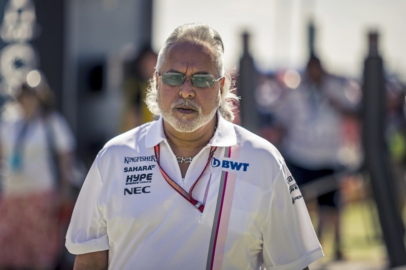 Ex-Force India F1 boss loses extradition appeal in UK High Court