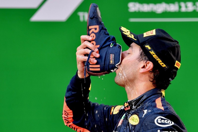 Ricciardo's victory and more reaction from F1's 2018 Chinese GP