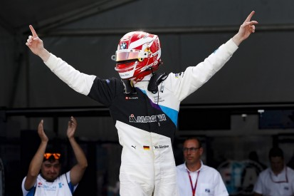 Guenther victorious in Formula E's Race at Home Challenge test race