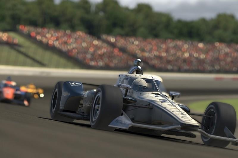 Pagenaud pips Dixon to Motegi IndyCar iRacing Challenge Esports win
