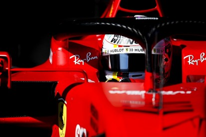 """""""Painful"""" not to be racing in F1 right now - Vettel"""