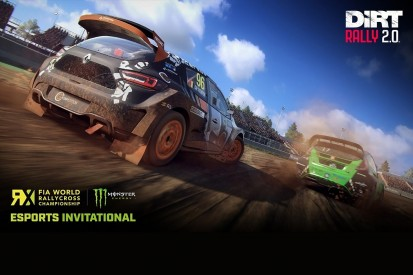 Real and virtual racers set for battle in World RX Esports opener