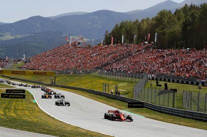 Austria open to running Formula 1 race behind closed doors