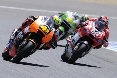 Espargaro 'shook hands' on Ducati 2015 MotoGP deal