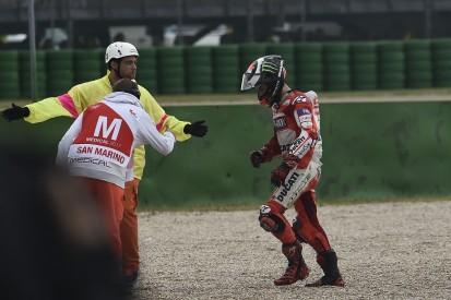 Lorenzo: Misano 2017 MotoGP crash maybe cost me Ducati future