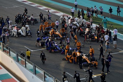 """F1 should """"shake down"""" cost cap to $75 million - FE boss Agag"""