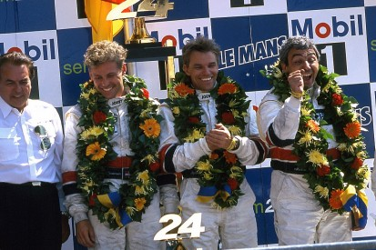 Motorsport Heroes: Tom Kristensen on his first Le Mans 24 Hours win