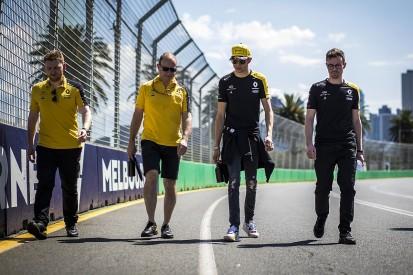 Renault puts majority of F1 staff on furlough to safeguard future