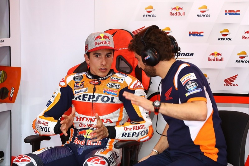 Marquez would have fought for Qatar MotoGP win despite injury