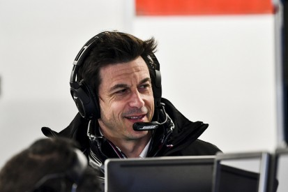 Wolff's Mercedes role won't change in short term, dismisses Aston rumours