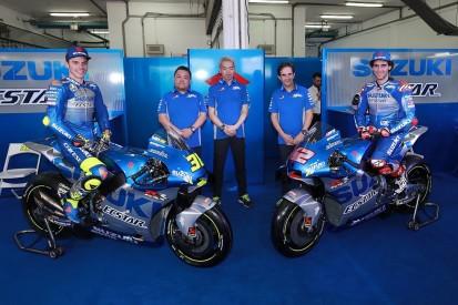 Suzuki: Everything agreed to retain MotoGP riders Rins and Mir