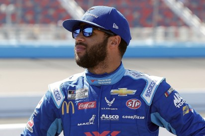 """Wallace: """"New normal"""" social distancing may need to stay in NASCAR"""