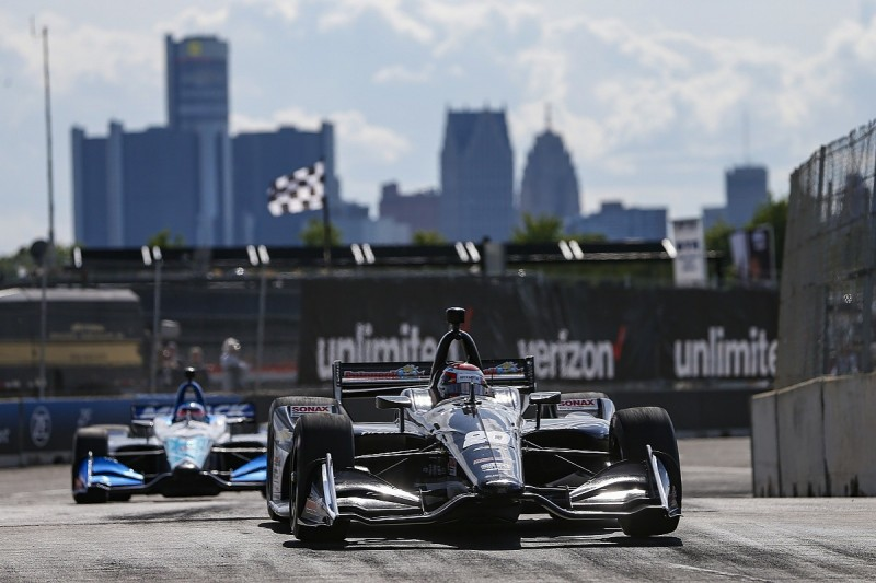 IndyCar stands by Detroit Grand Prix start date for now