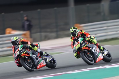 """Aggrieved Espargaro """"needs"""" Iannone for Aprilia MotoGP podium push"""