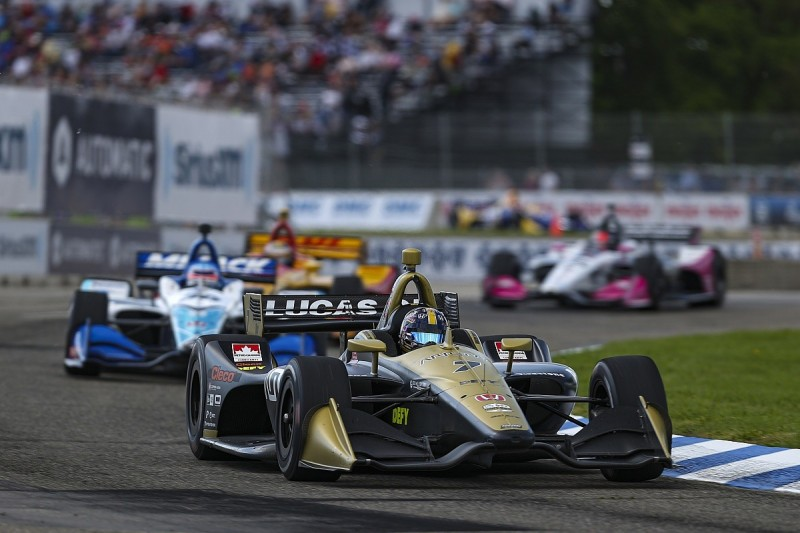 IndyCar CEO hopeful of May start to delayed 2020 season