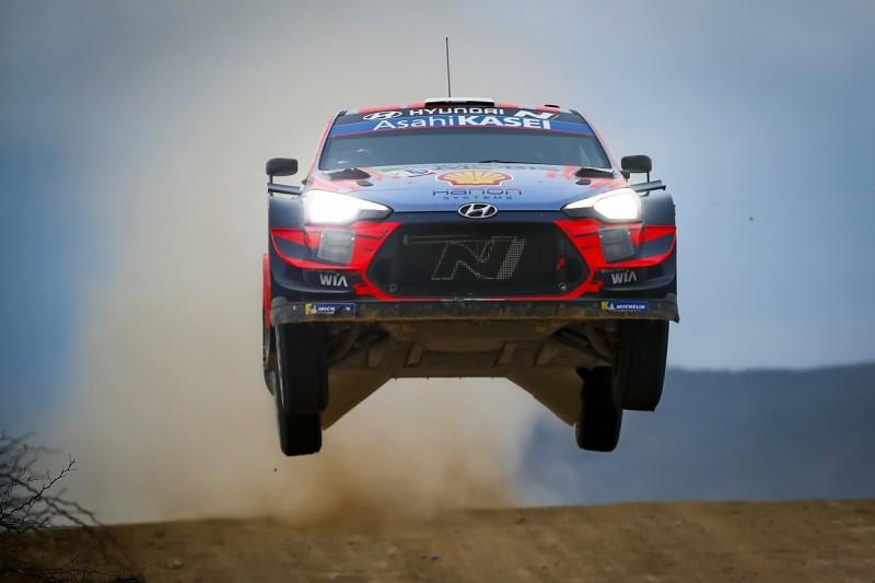 WRC 2020 season hit by more rally postponements due to coronavirus