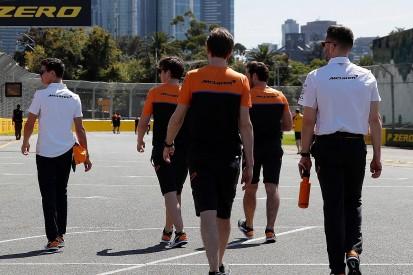 Quarantined McLaren Formula 1 staff to return to the UK this week