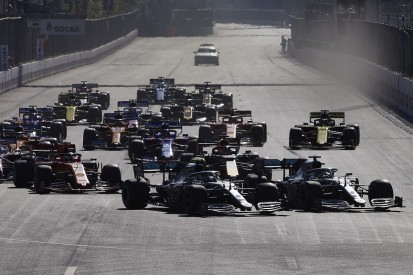 2020 F1 season further delayed as Baku race officially postponed