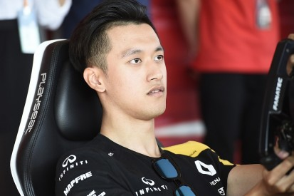 Renault junior Zhou wins inaugural Formula 1 Virtual Bahrain GP