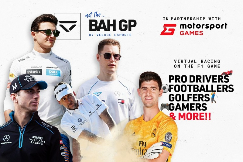 Motorsport Network partners with Veloce Esports on #NotTheGP events