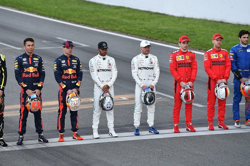 Video: who will be victorious in F1's 2020 season?