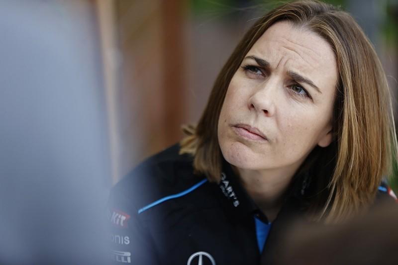 Williams fears lost Formula 1 races could impact team's finances