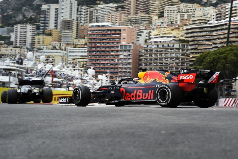 Work continues on Monaco F1 track in case May's race can run
