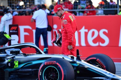 Threat of innovation block could make Formula 1 teams risk averse
