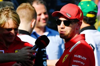 Renault not ruling out Vettel as 2021 Formula 1 option
