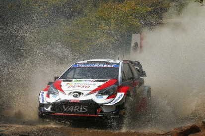 WRC Rally Mexico: Ogier takes command after first loop of stages