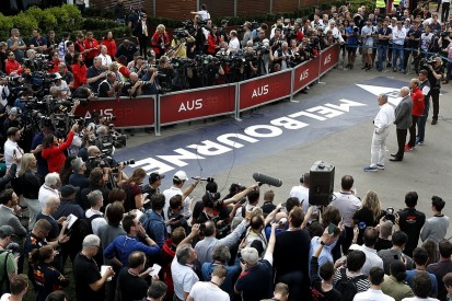 How a late-night phonecall changed the fate of the F1 Australian GP