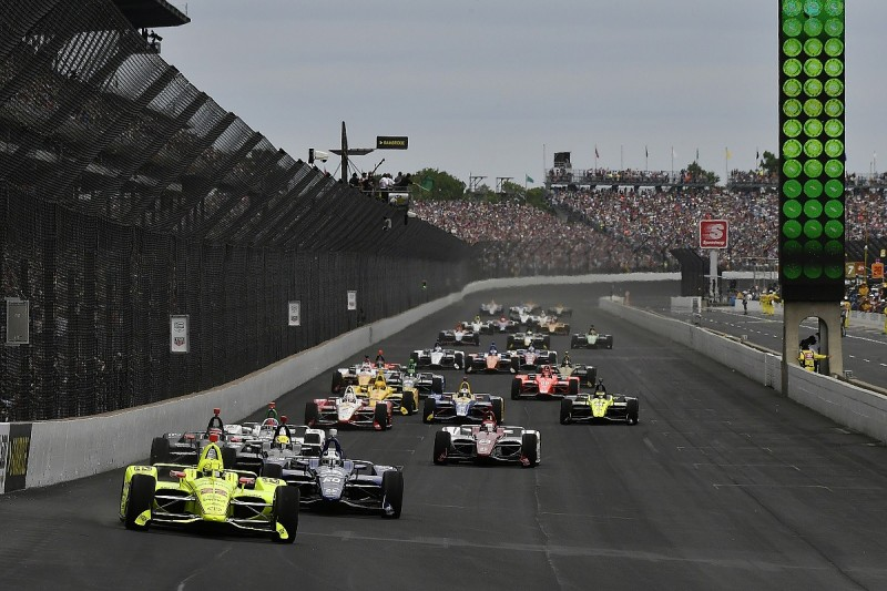 """Focus is on a """"normal schedule"""" for the Indy 500 - Miles"""