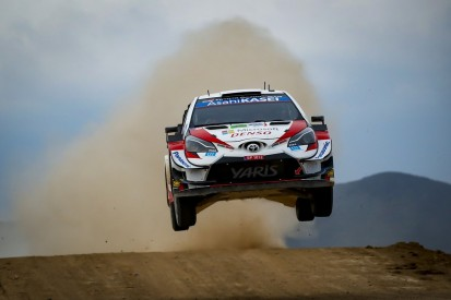 WRC Rally Mexico: Ogier extends advantage after Saturday morning loop