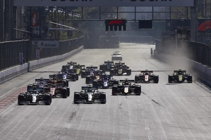 The 2020 F1 season might not start until Baku in June