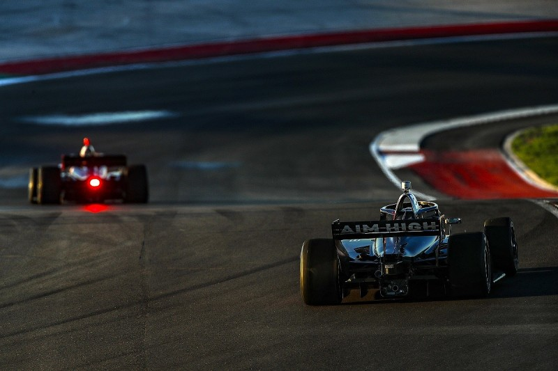 IndyCar season paused through to the end of April by coronavirus