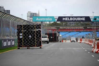 Three F1 teams were willing to practice for cancelled Australian GP