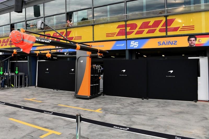 14 more McLaren F1 staff quarantined after coronavirus case contact