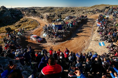 Coronavirus forces WRC Rally Argentina to be postponed