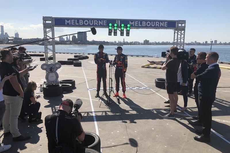 Albon: Australian F1 Grand Prix atmosphere different due to virus fear