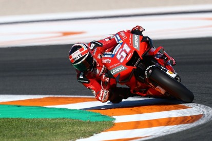 Ducati MotoGP team still plans private test despite Italy lockdown