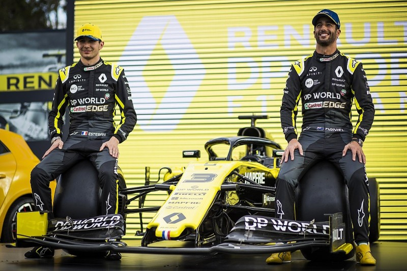 Renault says new title sponsor boosts its long-term F1 prospects