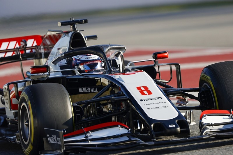 F1 car gaps like 'asking Federer to play with ping-pong racket'