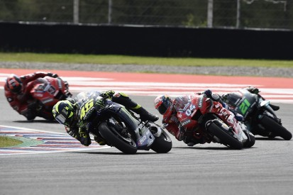 Argentina replaces Austin as 2020 MotoGP season opening round