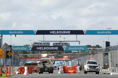 Australian Grand Prix: Three F1 team members tested for coronavirus