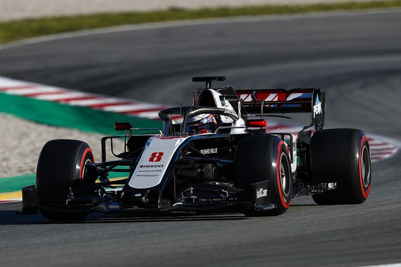 """Haas """"learned our lessons"""" from tough 2019 F1 campaign"""