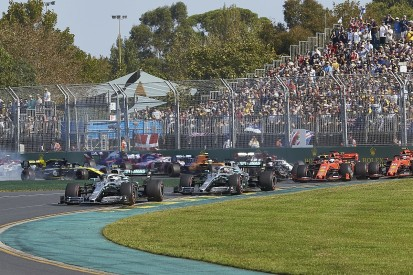 """""""Not a chance"""" Australian F1 GP will be run without fans"""