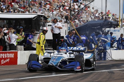 IndyCar doesn't expect coronavirus to create 2020 calendar changes