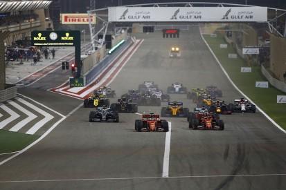 F1 Bahrain GP to be run behind closed doors due to coronavirus
